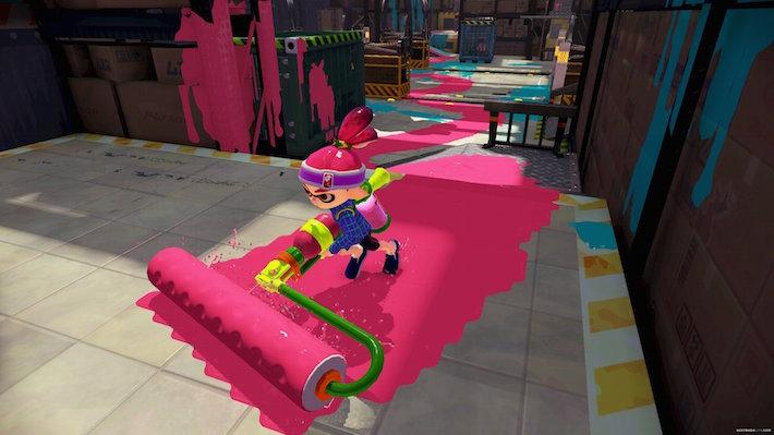 splatoon-pink-roller