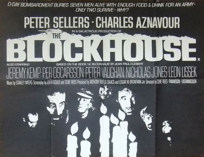 The Blockhouse Poster