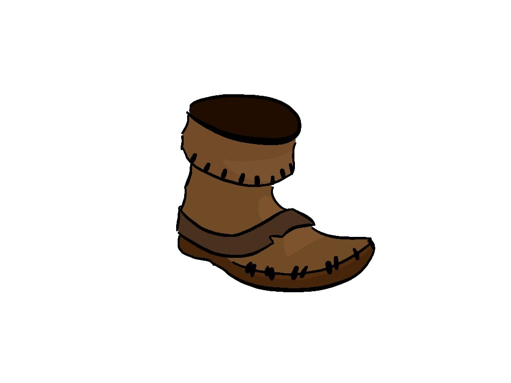Boots by QuasiNoble on DeviantArt