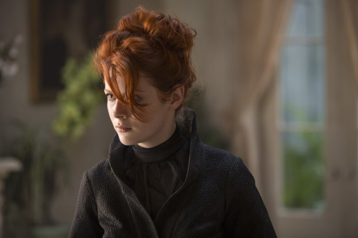 Emily Beecham Into the Badlands