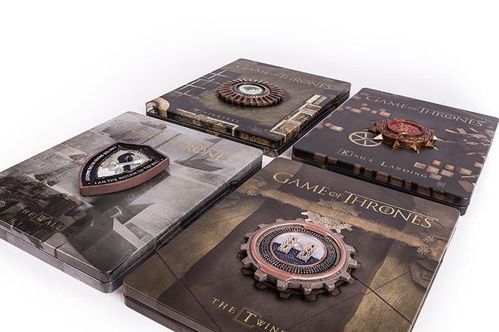 Game of Thrones Steelbook Contest