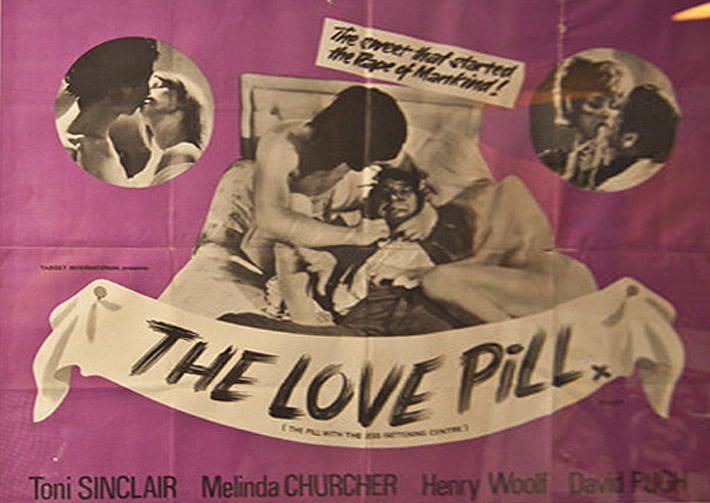 The Love Pill Poster