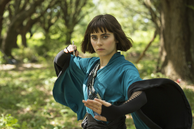 Into the Badlands - Ally Ioannides