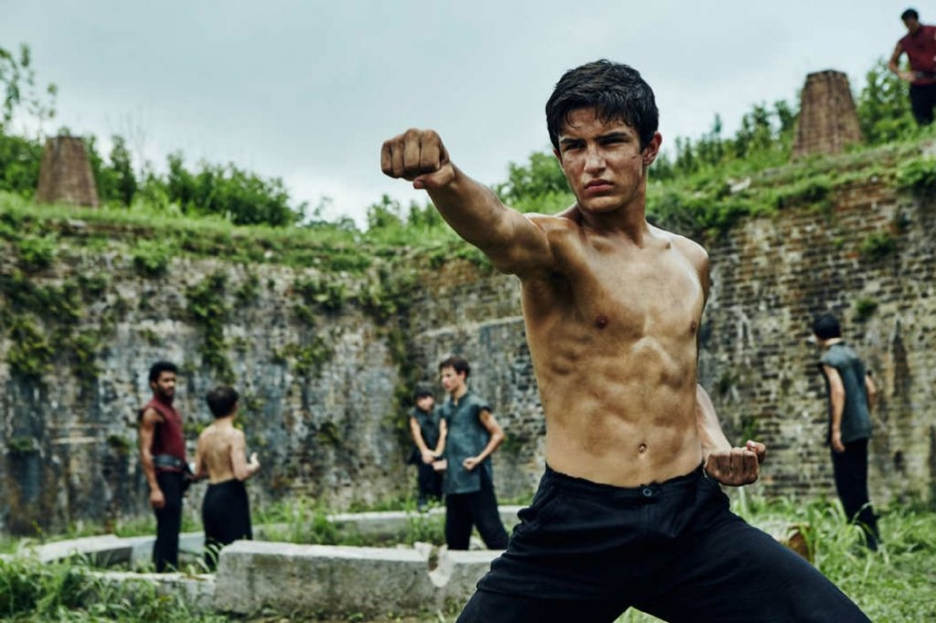 Into the Badlands - Aramis Knight