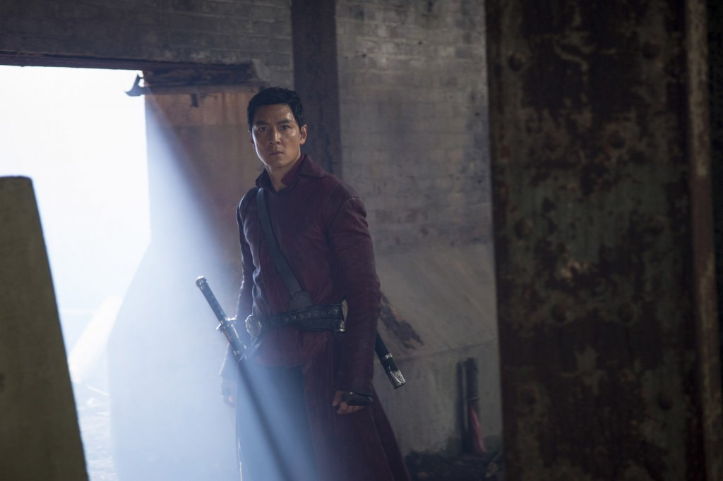 Into the Badlands - Daniel Wu