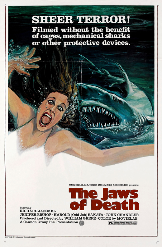 Mako: Jaws of Death Poster