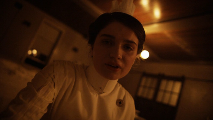 The Knick Episode 2.9 - Lucy Elkins