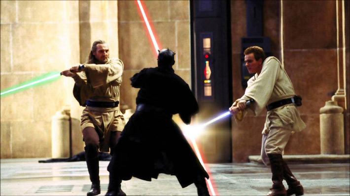 The Phantom Menace - Duel of the Fates