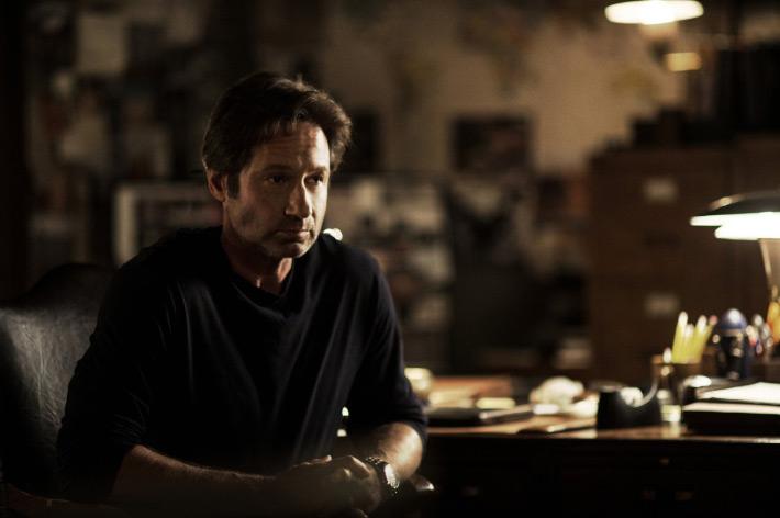 X-Files Mulder