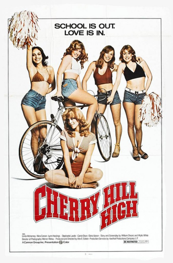 Cherry Hill High poster