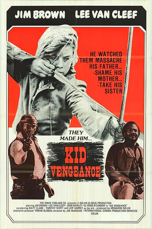 Kid Vengeance Poster