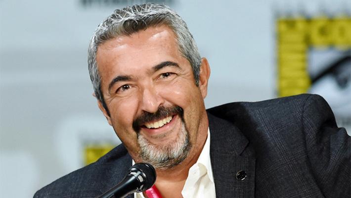 Cassar at Comic Con 2014