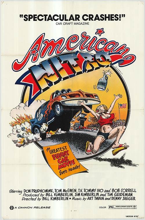American Nitro Poster