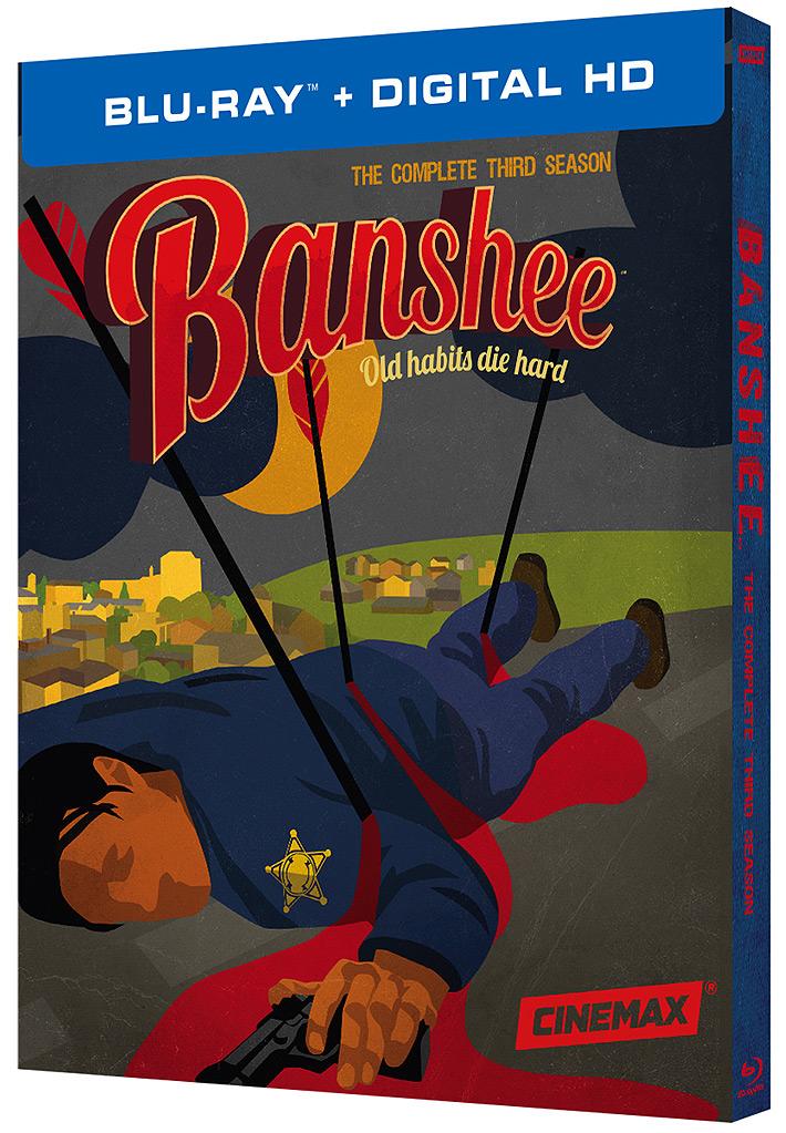 Banshee Season 3 Blu-ray