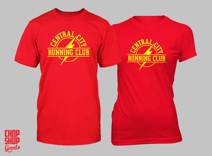 Central City Running Club T-Shirt - Chop Shop Goods