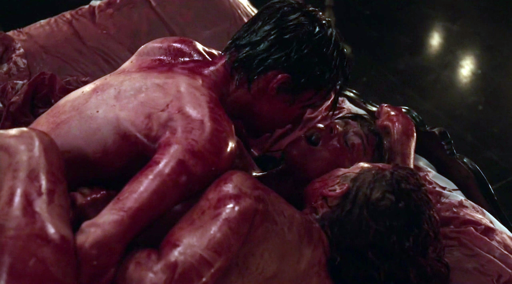 Penny Dreadful Bloody Orgy