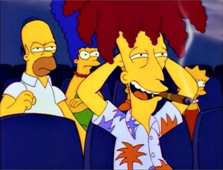 Simpsons Cape-Feare