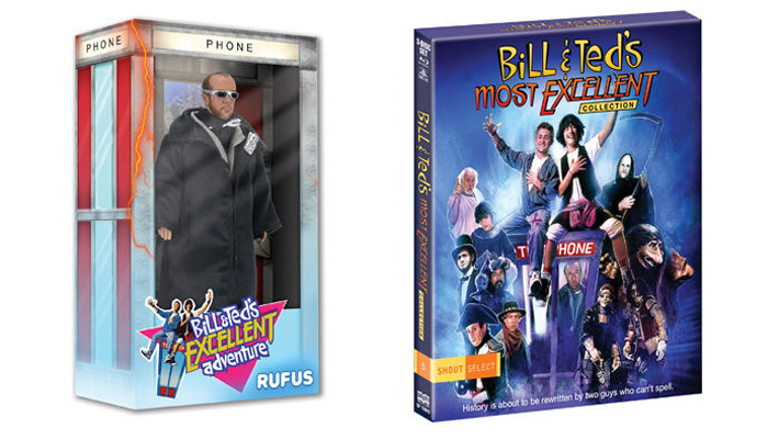 Bill and Ted's Excellent Collection Blu-ray Shout Factory