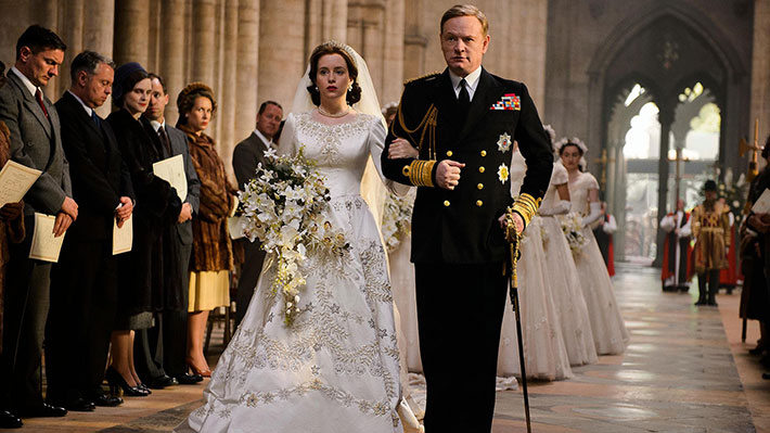 The Crown Vanessa Kirby Jared Harris