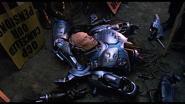 Robocop 2 & 3 Collector's Edition Blu-ray Reviews - That Shelf