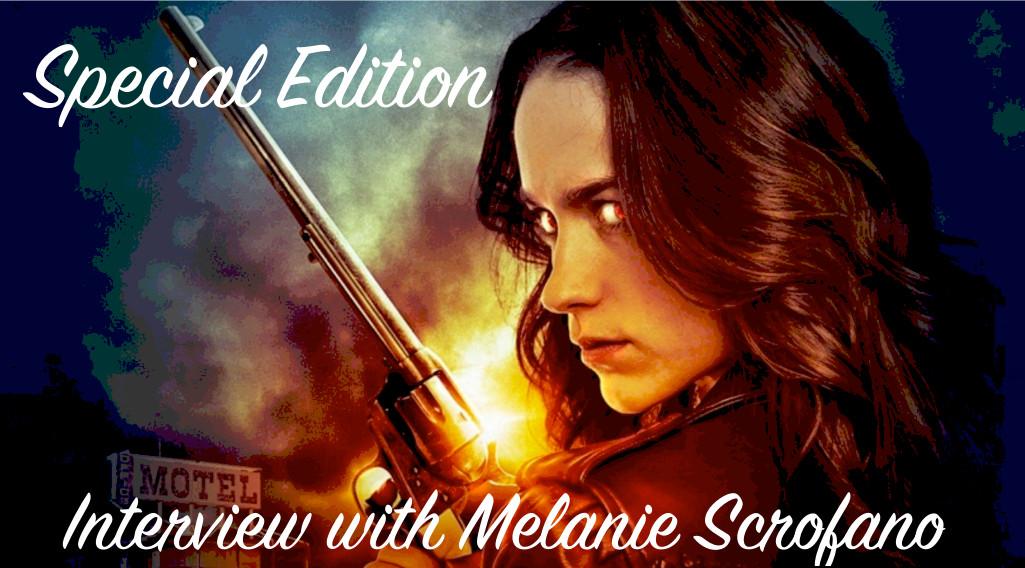 Melanie Scrofano Wynonna Earp Interview