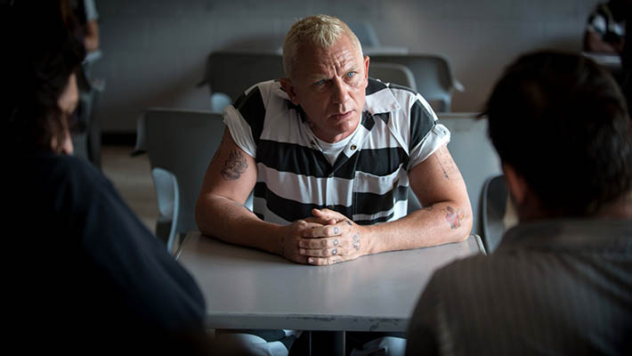 Logan Lucky Daniel Craig