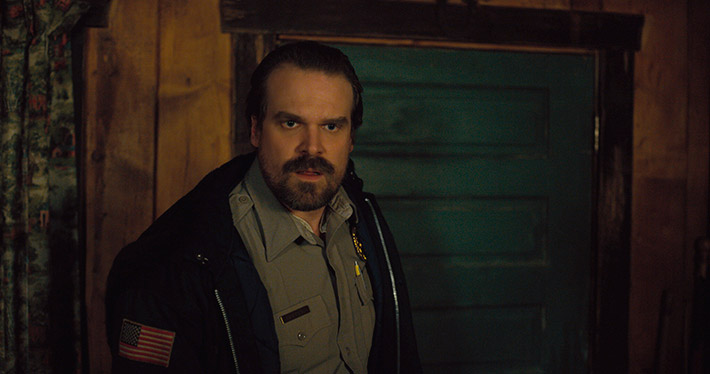 Stranger Things Season 2 - Hopper