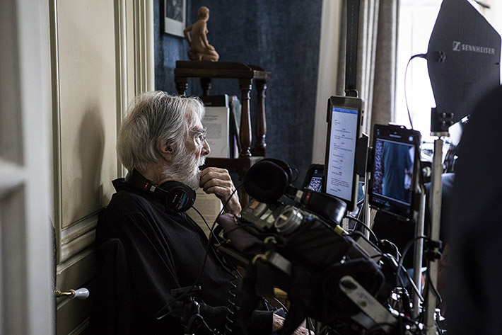 Michael Haneke Happy End