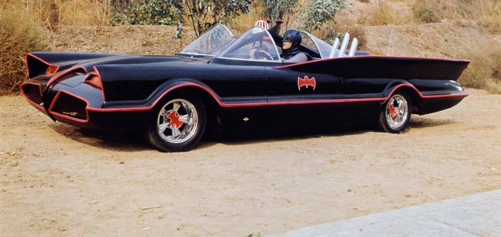 Batmobile-60s-TV-Series