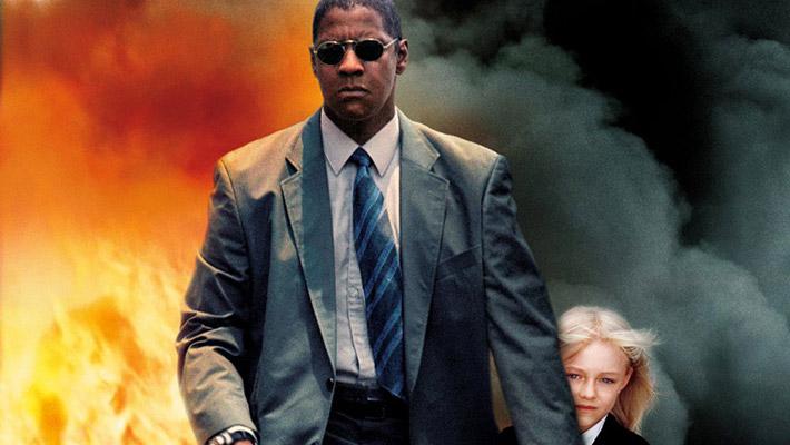Man on Fire Denzel Washington Dakota Fanning