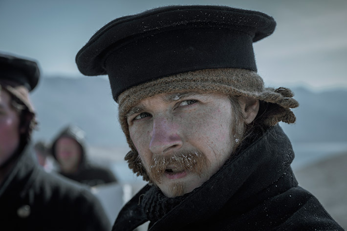The Terror Hickey Adam Nagaitis