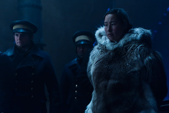 The Terror Episode 4 Lady Silence