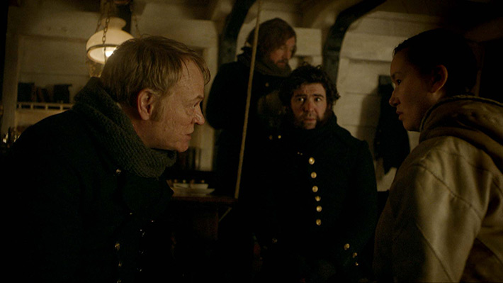 The Terror Episode 5 Crozier Goodsir Silence