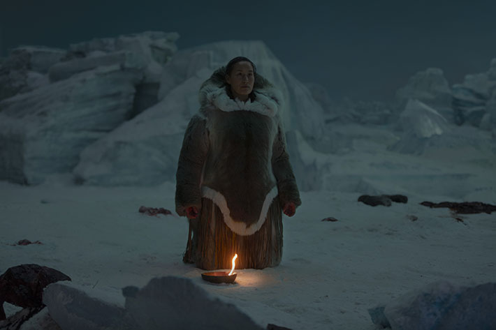 The Terror Episode 6 Lady Silence
