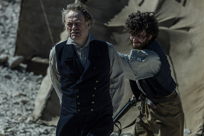 The Terror Episode 10 We Are Gone - Crozier