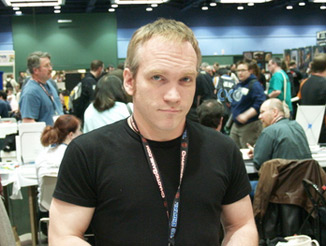 Comic creator and artist Michael Avon Oeming