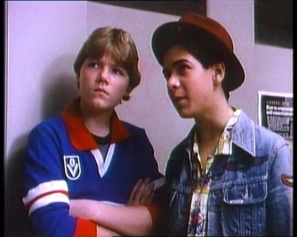 Wheels and Joey Jeramiah on Degrassi Junior High