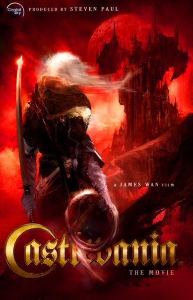 Castlevania directed by James Wan