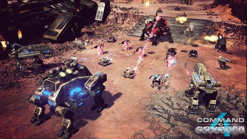 Command & Conquer 4 screen shot