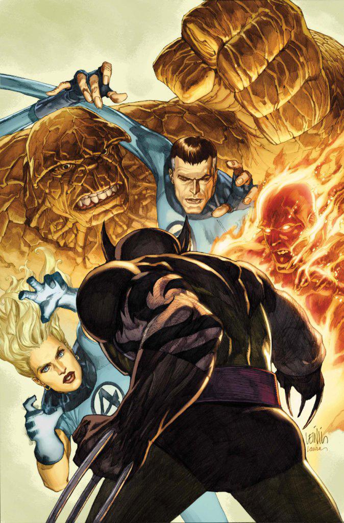 Dark Wolverine #76 – Leinil Francis Yu | Dork Shelf