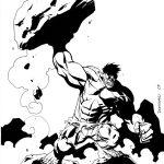 Derec Donovan - The Hulk