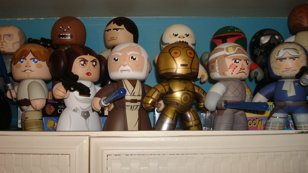 Star Wars Mighty Muggs Round 2