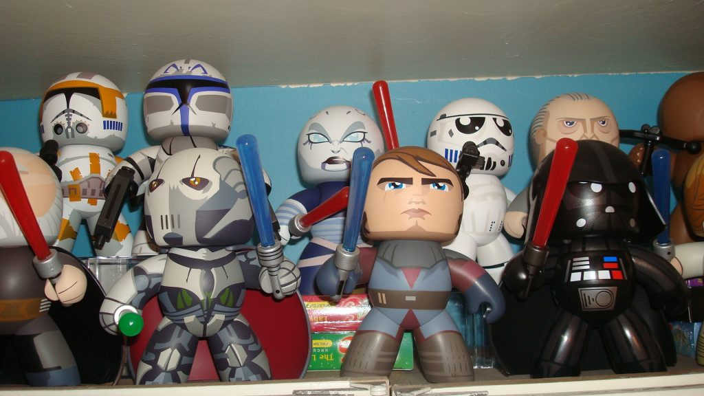 Star Wars Mighty Muggs Round 3