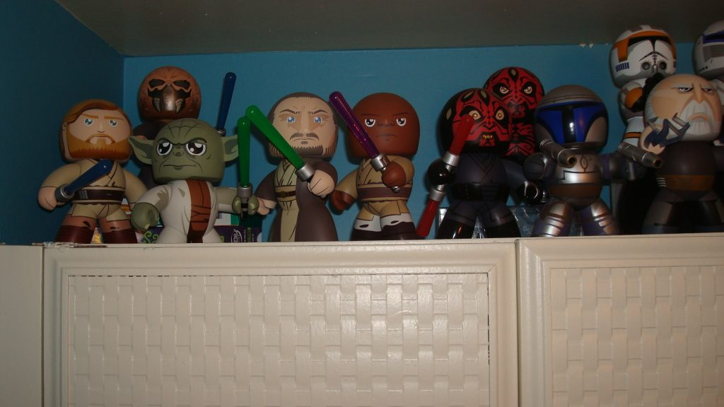 Star Wars Mighty Muggs Round 4