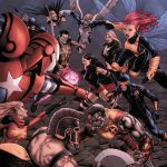 Steve McNiven - Dark Avengers/Uncanny X-Men