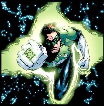 Hal Jordan is the Green Lantern