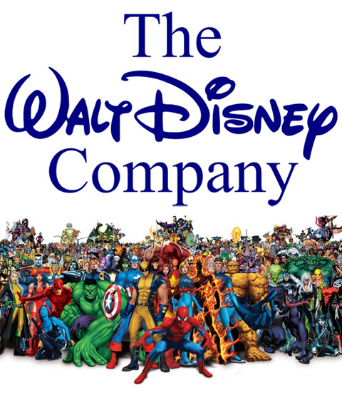 Marvel Disney Takeover