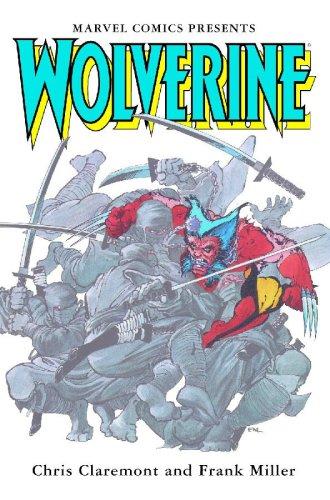Wolverine in Japan fighting ninjas