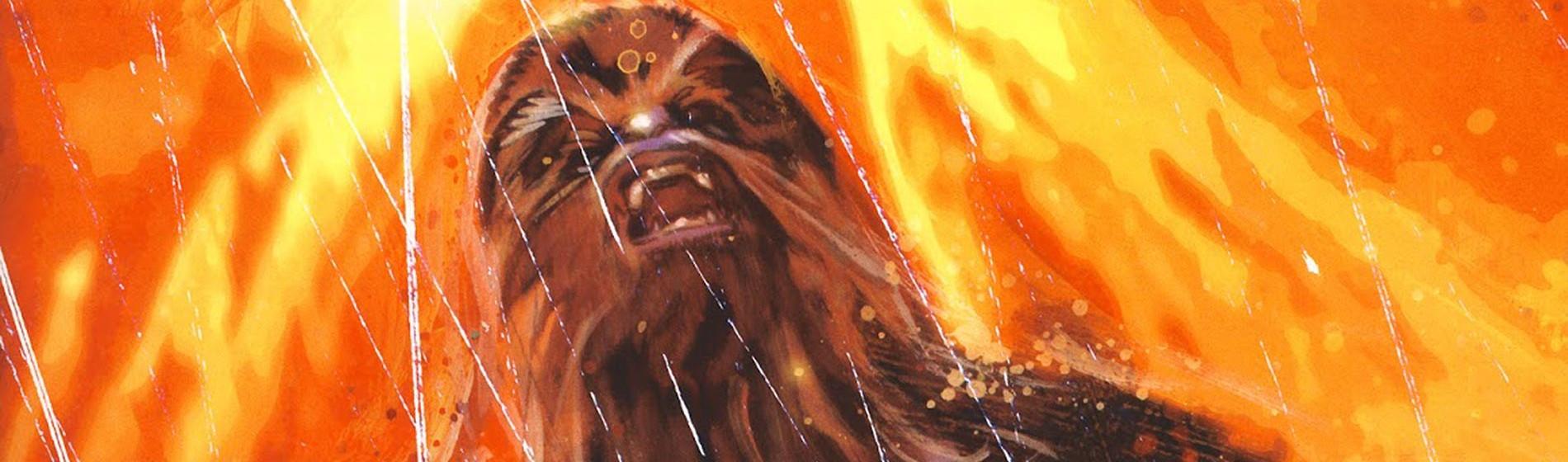 Chewbacca Death Sernpidal