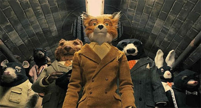 Mr. Fox and company